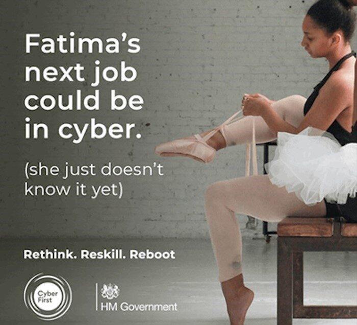 #Fatima Reskill. Rethink. Reboot.