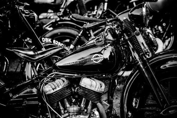 Harley-Davidson at the Ralph Lauren RRL Riders Tour